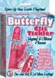 Butterfly Clit Tickler Red