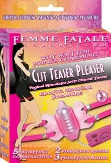 Femme Fatale Clit Teaser Pleaser Pink