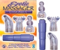 Erotic Massager Ensemble Lavender