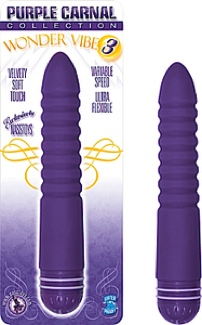 Carnal Wonder Vibe 3 Purple