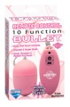 Remote Control 10 Function Bullet Pink
