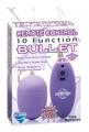 Remote Control 10/Function Bullet Purple
