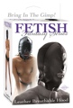 Fetish Fantasy Leather Hood