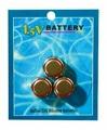 Battery 1.5V N Size Blister Card