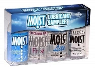 Moist Sampler Pack