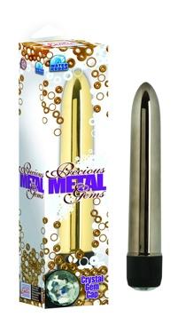 Precious Metal Gems Gun Metal