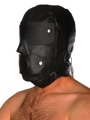 Slave Mask With Gag Blindfold
