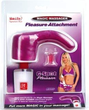 Massager Attachment G Spot Pleaser