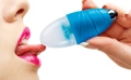 Ice Massager Vibrating Blue Big