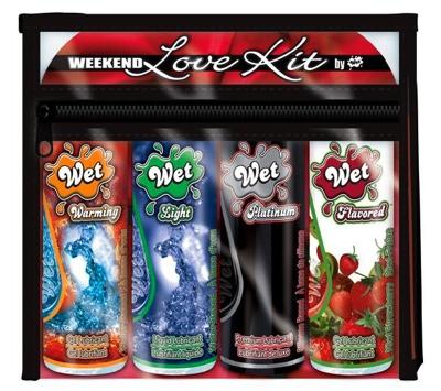 Wet Weekend Love Kit