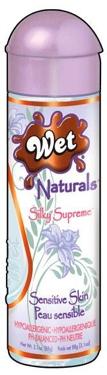 Wet Naturals Silky Supreme 3.1 Oz