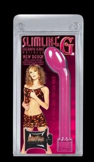 Slimline G Spot-Hot Pink